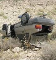 سانحه رانندگی در محور برازجان- بوشهر یک کشته بر جای گذاشت