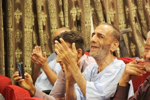 سالمندان دشتستان تجلیل شدند+ تصاویر