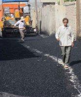 تشریح پروژه های شهرداری سعدآباد از زبان شهردار+ تصاویر