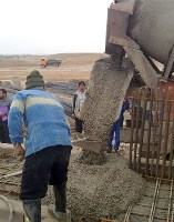 تولید بتن آماده در محل پروژه، تخلف است/ مهلت یک هفتهای برای تولیدکنندگان بتن آماده