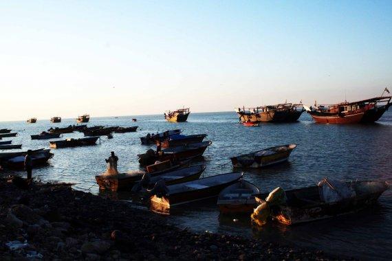 صدای همهمه بازار یک روز در جزیره شیف+تصاویر