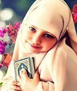 حجاب وسيله حفظ ارزشها است