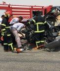 حادثه در مسیر عالیشهر - بنه گز 3 کشته و مجروح برجای گذاشت+ تصاویر