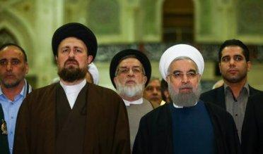 سیدحسنخمینی خطاب به اعضای هیات دولت: مرد میدان باشید و هزینه دهید/ کار بزرگ حتما دشنام دارد