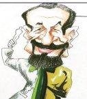 """کاریکاتور هفته(6)/ """"اصغر فرهادی"""" کماکان تندیس ها را درو می کند"""