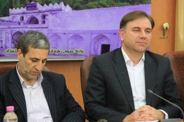 شورای اداری دشتستان با حضور معاون سیاسی ،امنیتی و اجتماعی استاندار +تصاویر