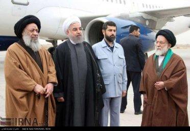 روحانی: رنج و مشقت مردم، موردتوجه دولت است/ دولت در کنار مردم خوزستان