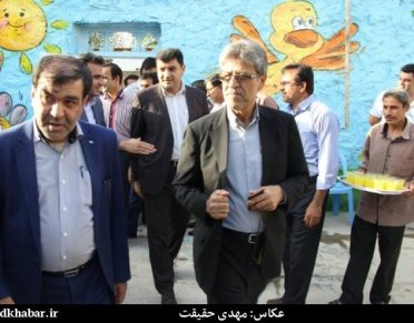 تصاویر/افتتاح ستاد تبلیغاتی دکتر روحانی در دشتستان