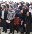 پانزدهمین نکوداشت فرزانگان دشتستان در برازجان برگزار شد +تصاویر