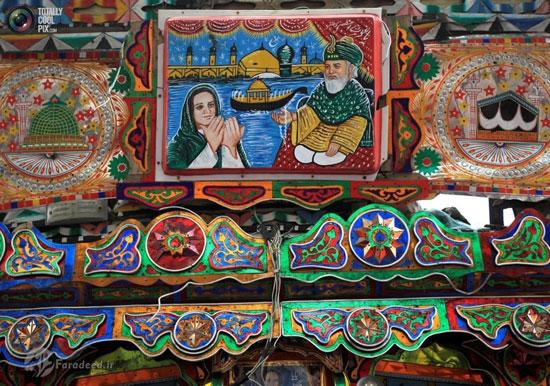 نقاشی کامیونی در پاکستان