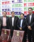 دیدار مدیر کل بیمه سلامت استان بوشهر با مدیر مسئول هفته نامه اتحادجنوب