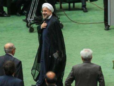 روحانی در دفاع از کابینه دوازدهم: خیلی دلم میخواست حداقل ۳ وزیر زن داشته باشیم/گزینههای آن نیز انتخاب شده بود اما نشد