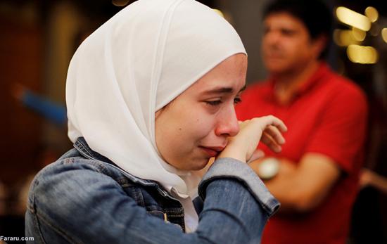 تصاویری از هواداران غمزده سوریه