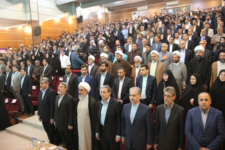 تصاویر:مراسم تکریم و معارفه استاندار بوشهر