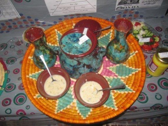 گزارش تصویری/ جشنواره غذا در روستای تل سرکوه دشتستان