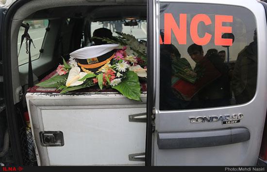 تصاویر/ تشییع پیکر شهدای نفتکش سانچی