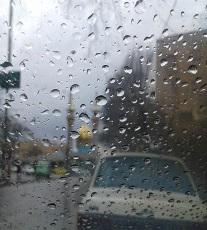 ورود امواج ناپایدار به جو استان/ احتمال بارش باران