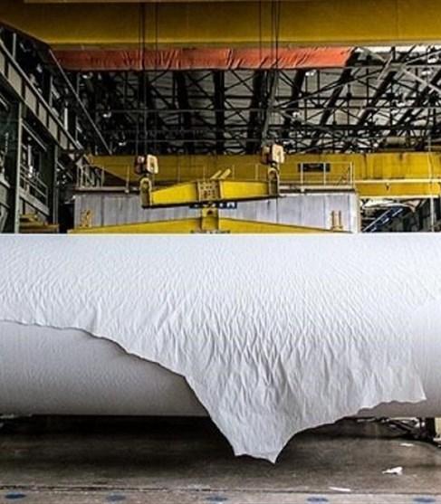 خط تولید کاغذ از سنگ در دشتی راهاندازی میشود