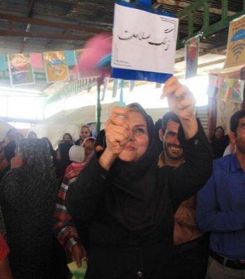 نواخته شدن زنگ سلامت،در ارتفاعات بوشکان شهرستان دشتستان +تصاویر