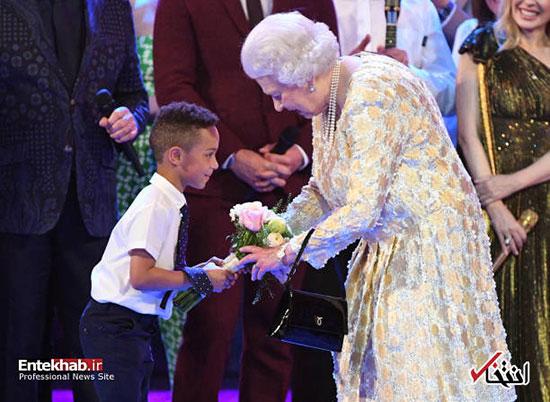 جشن تولد ۹۲ سالگی ملکه انگلیس