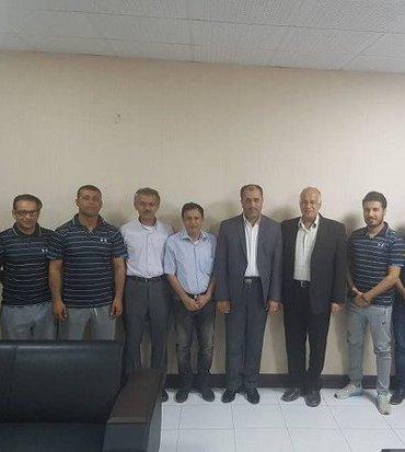 تیم فوتبال کمبینایان استان به مسابقات اسپانیا اعزام میشود