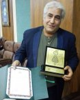 کسب عنوان سمن برتر ملی توسط موسسه گردشگری صدای چرخاب دشتستان+تصاویر