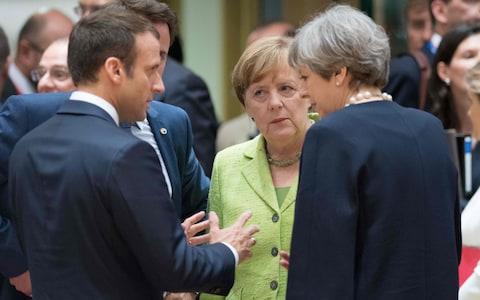 توافق سران اروپا به منظور نجات برجام