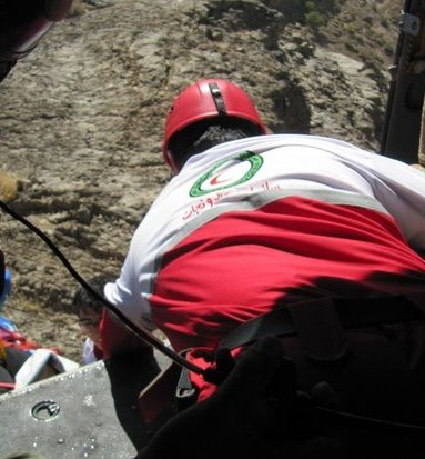 عملیات جستجو و نجات هوایی و زمینی دو کوهنورد مفقودی پایان یافت