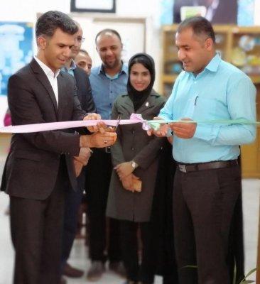 آیین افتتاح نمایشگاه بزرگ کتاب در شهر دالکی برگزار گردید+تصاویر