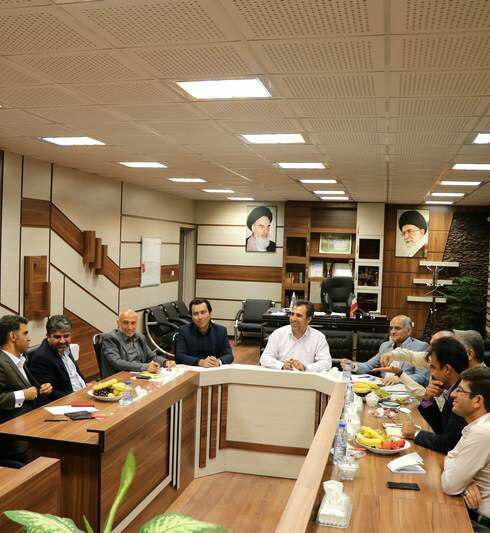 نشست هم اندیشی شهرداران شهرستان دشتستان به میزبانی شهرداری برازجان