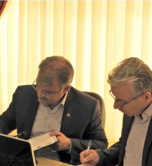 دانشگاه بوشهر با 2 مرکز علمی جهان تفاهم نامه امضا کرد