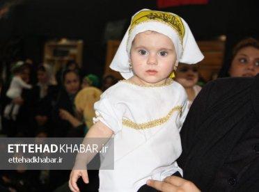 همایش شیرخوارگان حسینی در برازجان و دهقاید/ تصاویر اختصاصی اتحاد خبر