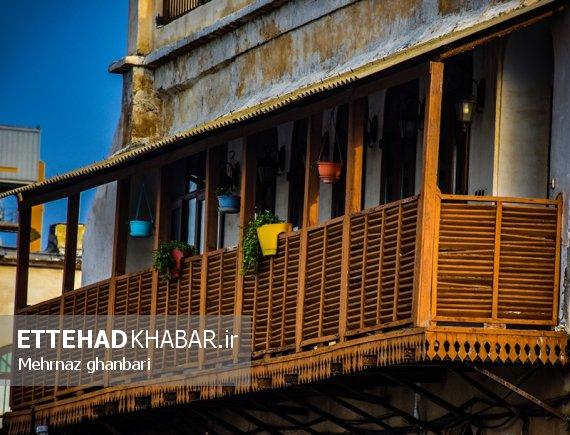 تصاویر اختصاصی اتحاد خبر از بافت قدیم بوشهر(2)