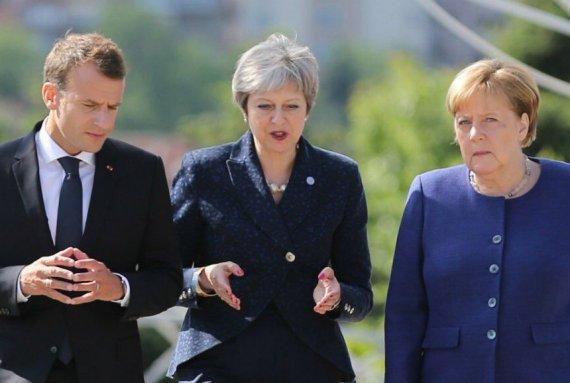 """نگرانی سه کشور اروپایی از افزایش تنش در خلیج فارس و احتمال فروپاشی """"برجام"""""""