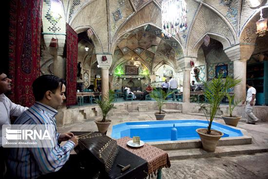 تصاویری از حمام وکیل کرمان