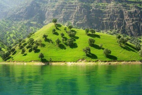 دشت شیمبار؛ این همه زیبایی در میان طبیعت