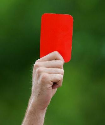 کارت قرمز خانم شهردار