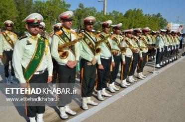 گزارش تصویری / صبحگاه مشترک نیروهای مسلح بوشهر