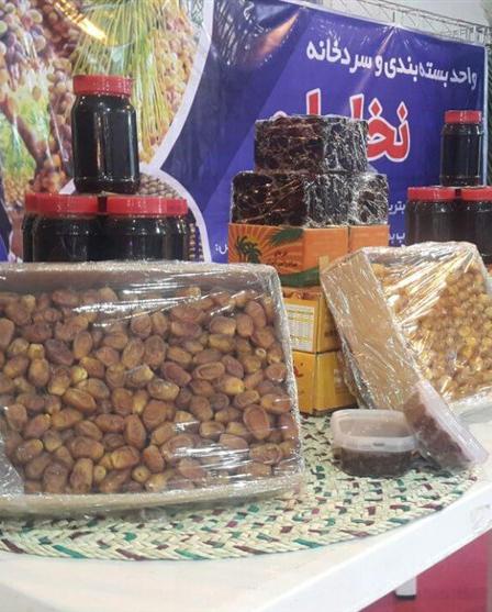 ۲۸ هزار تن خرمای استان بوشهر صادر شد