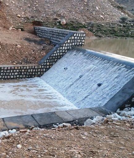 ۳۰۲میلیارد و ۵۶۷ میلیون ریال به طرحهای آبخیزداری بوشهر اختصاص یافت