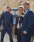 معاون عمرانی فرمانداری دشتستان از محل معدن گچ شهر دالکی بازدید کرد / تصاویر