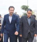 بازدید معاون عمرانی استاندار بوشهر از سالن همایش هزار نفری در حال اجرای شهرداری برازجان / تصاویر اختصاصی