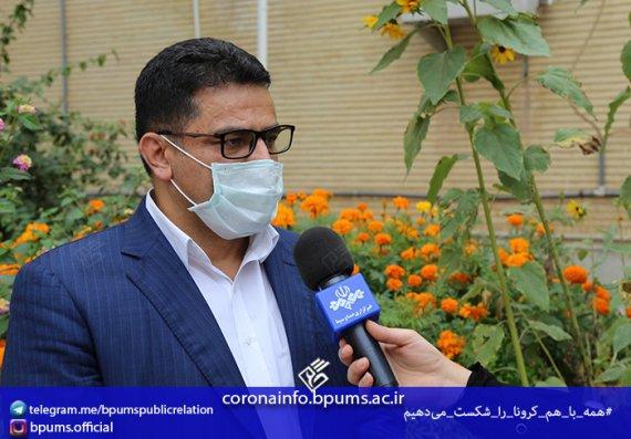 بهبودی ۱۰۳ بیمار مبتلا به کرونا در استان بوشهر/ تائید ابتلای ۳ نفر