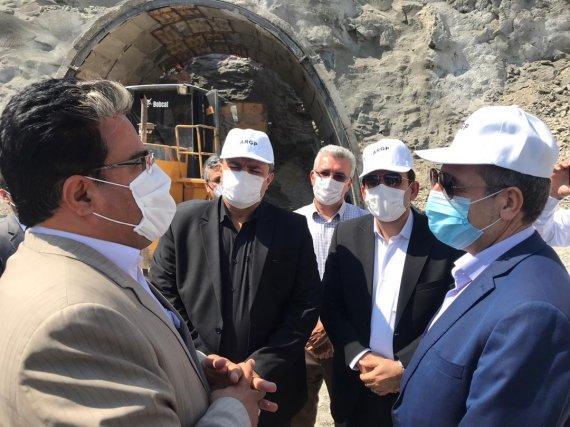 ۹۰ میلیارد تومان اعتبار برای اجرای پروژه راه آهن بوشهر - شیراز مصوب شده است