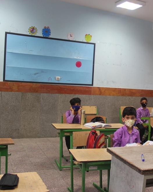 معلمان و دانش آموزان ناشاد از اپلیکیشن شاد