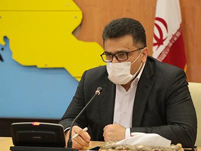 اضافه شدن 7 فوتی جدید در اثر کرونا /۳۰۹ بیمار در بخشهای کرونایی استان بوشهر بستری هستند