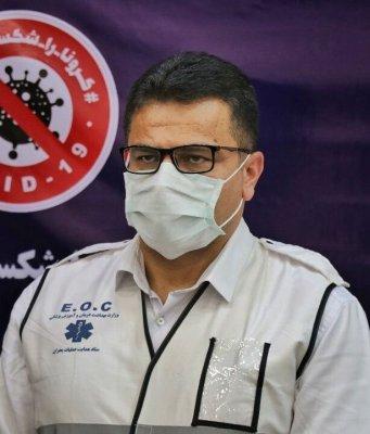۱۰۰۰ نفراز کارکنان بهداشت درمان استان بوشهر به کرونا مبتلا شده اند