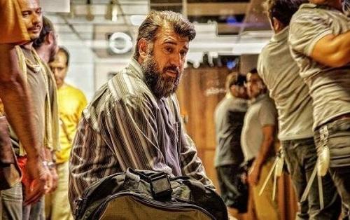 تصاویری از علی انصاریان در سریالها