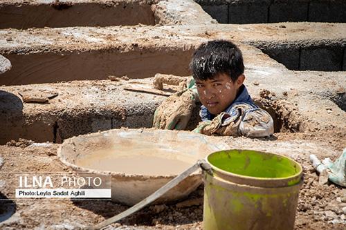 کودکان کار قربانیان بیتدبیری