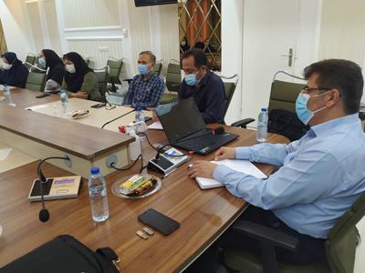 عملکرد بیمارستان شهید گنجی برازجان در مواجهه با پیک پنجم کرونا بسیار مطلوب بوده است